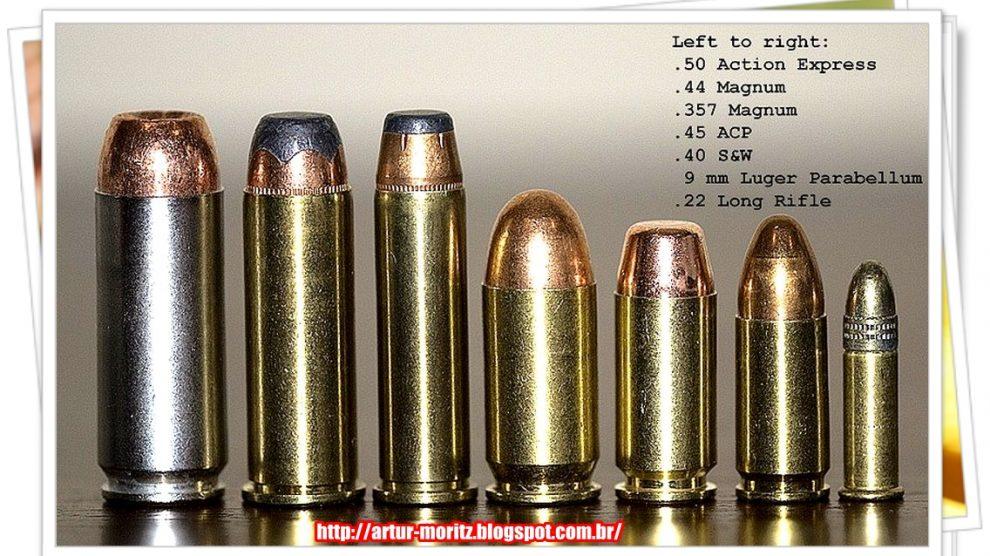 Calibres de Armas Tiro Defensivo Peru