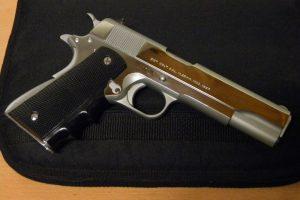 Pistola COLT 1927