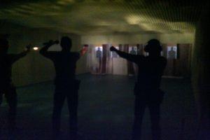 Tecnicas de tiro con baja luminosidad